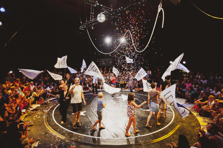 Circus Remix - Le Troisième Cirque